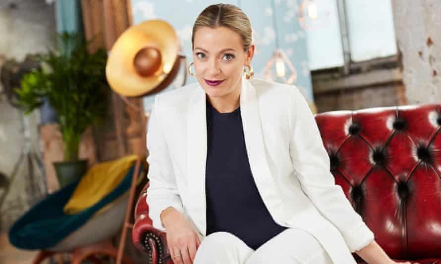 Cherry Healey, presenter of 10 Years Younger in 10 Days