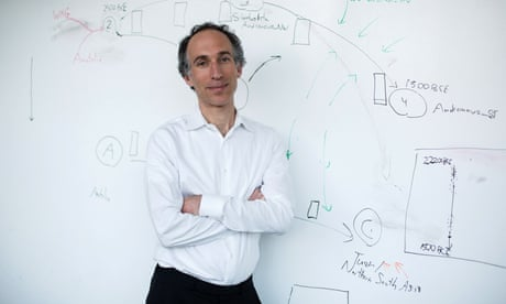 David Reich: 'Neanderthals were perhaps capable of many modern human behaviours'