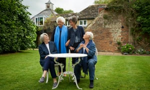 Nothing Like a Dame: - Dame Maggie Smith, Dame Joan Plowright, Dame Eileen Atkins and Dame Judi Dench.