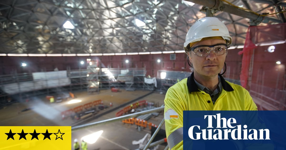 Building Britain's Biggest Nuclear Power Station review – so boring it's a masterpiece!