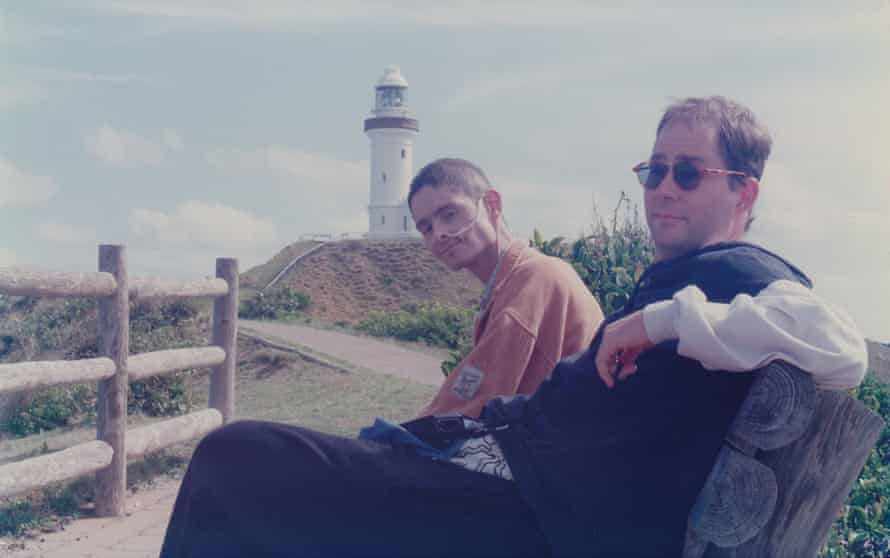 John Caleo and Tim Conigrave