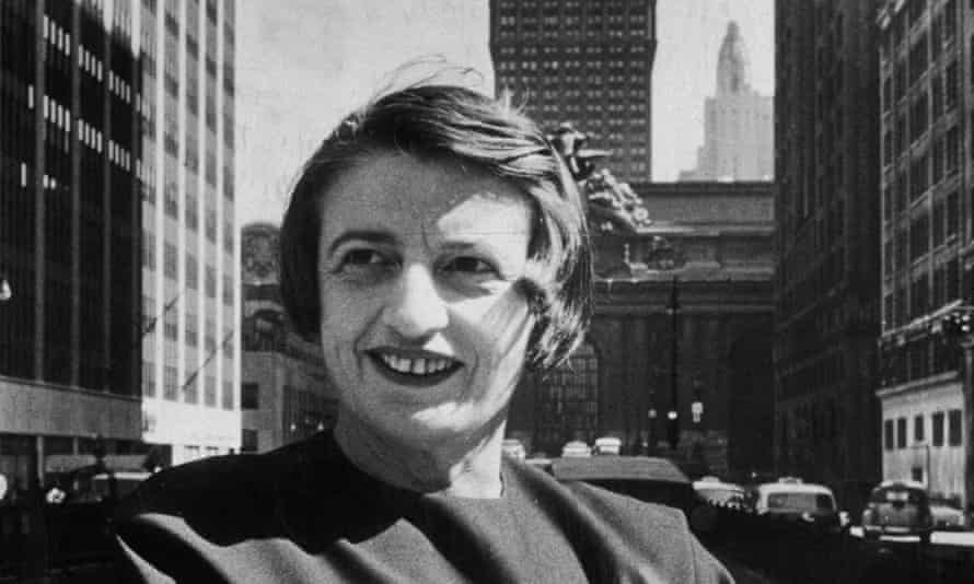 Ayn Rand in New York, 1957