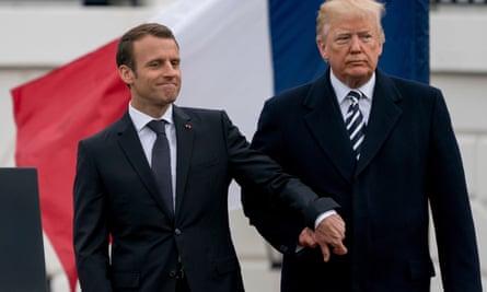 The Observer View On Why Emmanuel Macron Deserves Credit For Global Vision Emmanuel Macron The Guardian