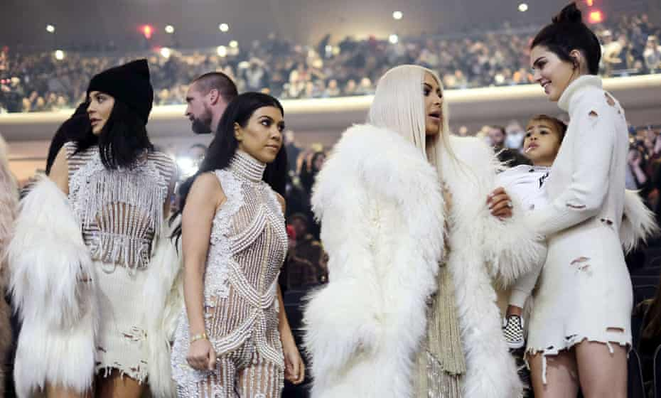 For a generation of girls raised on the Disney corporation's multi-billion dollar line of 'princess products', the five sisters of Keeping Up With the Kardashians were real-life princesses who lived in a Calabasas, California, castle.
