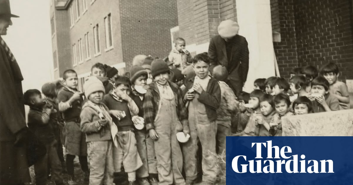 'He was just a child': dead of Indigenous residential schools haunt Canada