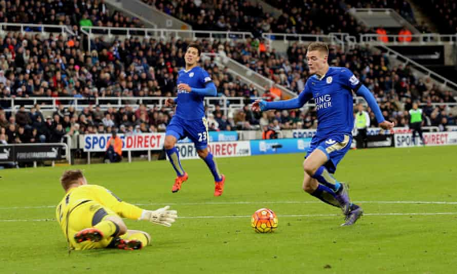 Newcastle United v Leicester City