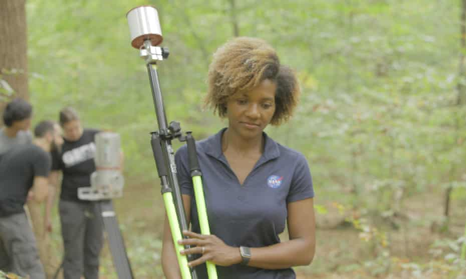 Nasa scientist Lola Fatoyinbo Agueh in Can We Cool the Planet?