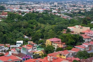 'Sweet City': the Costa Rica suburb that gave citizenship to bees, plants and trees