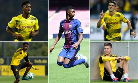 Borussia Dortmund are a club whose plan is working almost too well