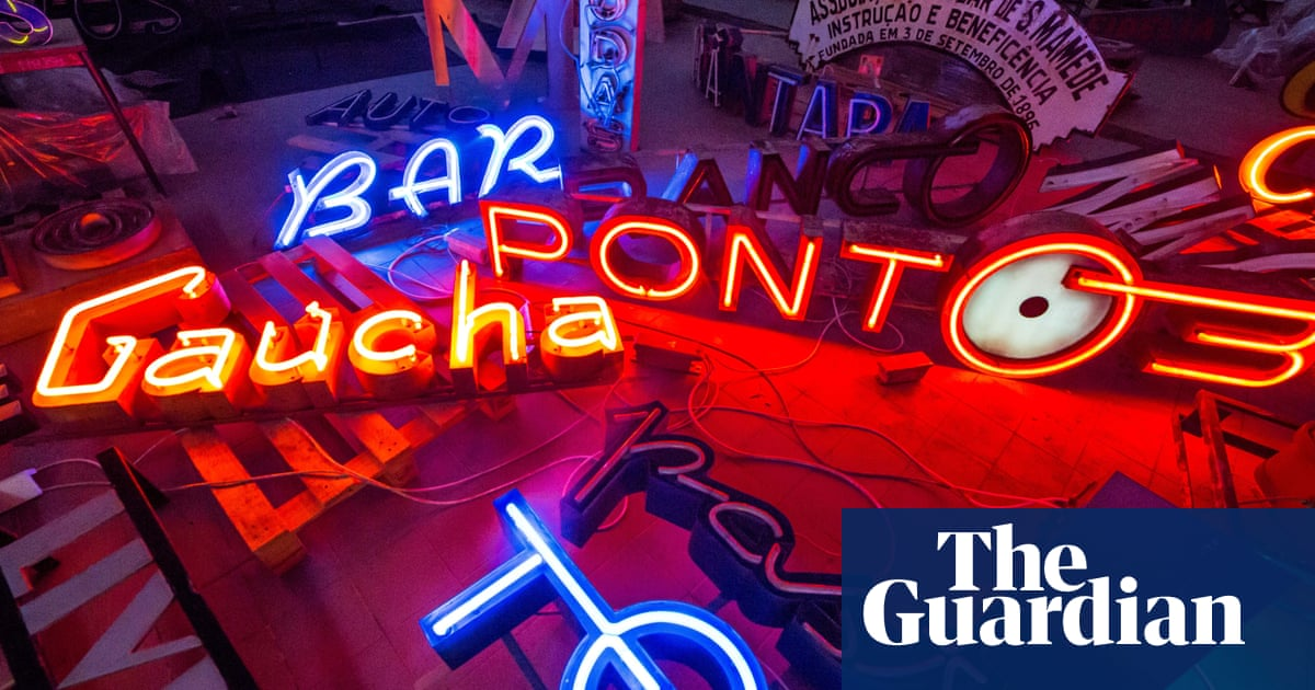 'They capture history': the projects saving Spain and Portugal's shop signs