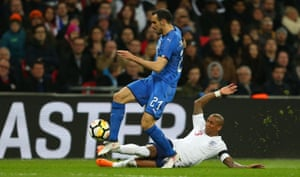 Young flies in on Zappacosta.