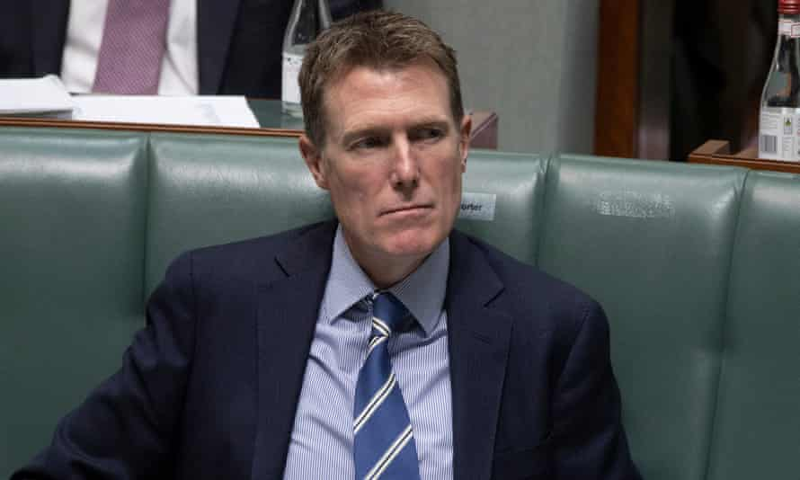 Christian Porter's barrister Sue Chrysanthou SC was restrained from acting for him in his defamation case against the ABC.