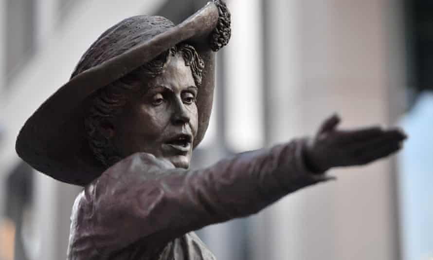 A statue of Emmeline Pankhurst was unveiled in 2018 in St Peter's Square, Manchester.