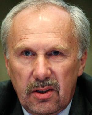 ECB member Ewald Nowotny