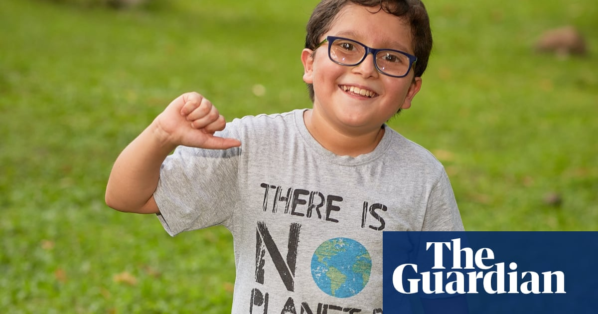 Colombia's 12-year-old eco-activist refuses to let death threats dim passion