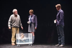 The Wild Duck by Belvoir Theatre Company at the Barbican in 2014.