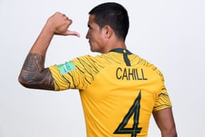 If Australia's Tim Cahill finds the net in Russia he will join a very select band of players who have scored in four different World Cups.