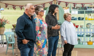 British Baking Show 2020.The Great British Bake Off Final Review Even Paul