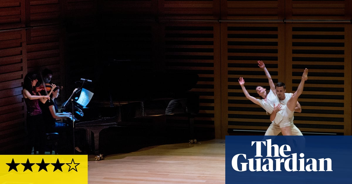Spitalfields festival Dancing With Apollo review – beauty and insights as festival turns to classical mythology