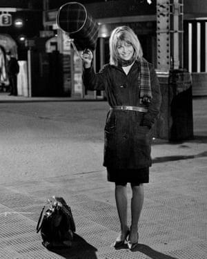 Julie Christie in Billy Liar (1963).