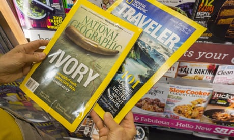 How Fox ate National Geographic   Media   The Guardian