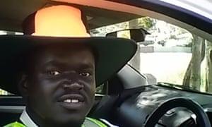 South Sudanese community leader Atem Jok