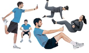 Alex Hern and Coco Khan try fitness apps