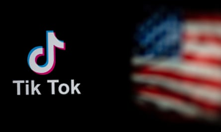 Donald Trump's administration says TikTok poses a national security concern.