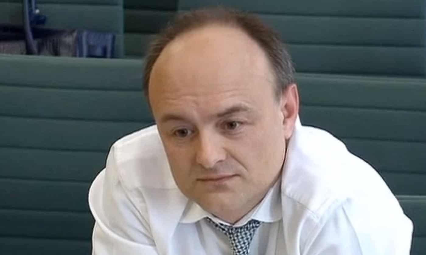 Dominic Cummings of Vote Leave to be named key Johnson adviser