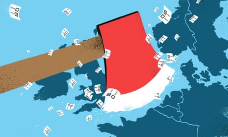 Britain is trapped in the purposeless austerity that gave us Brexit