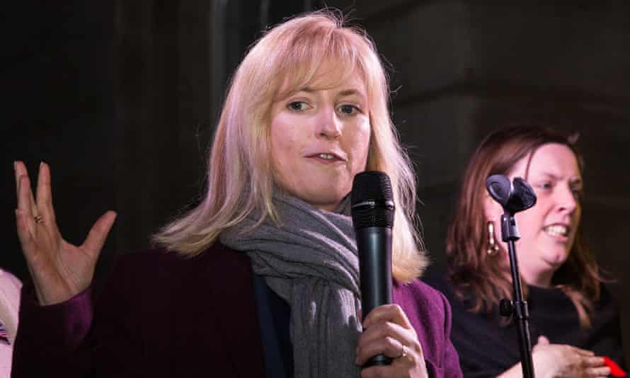 Rosie Duffield, Labour MP for Canterbury