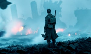 Scale, spectacle and big ideas … Dunkirk