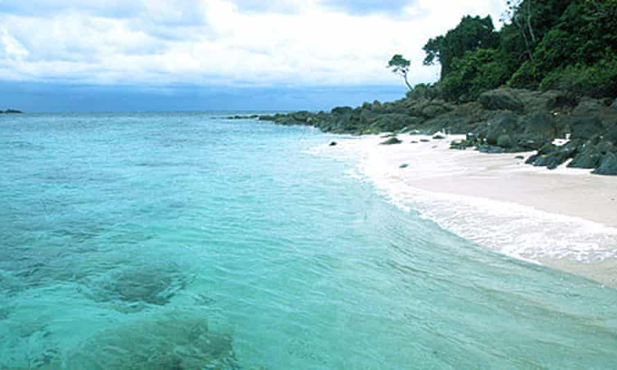 Lao Liang Phi Beach, Koh Lao Liang, Thailand