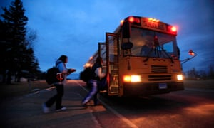 'An unremarkable bus ride provided the tipping point for school administrators.'