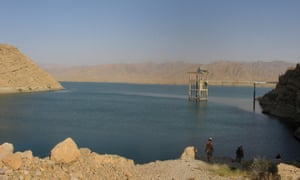 The Kajaki dam was a centrepiece of the British army's attempts to win 'hearts and minds'.