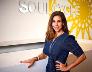 SoulCycle CEO Melanie Whelan: 'We view what we do here as a live production.'