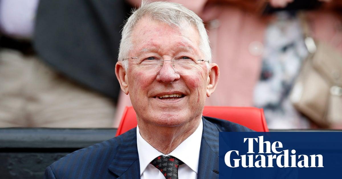 Sir Alex Ferguson thanks NHS for magnificent coronavirus response