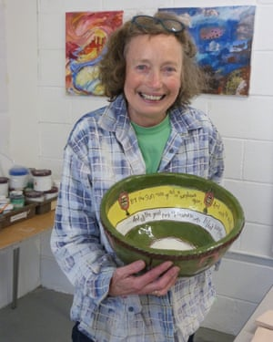 Pottery was among Annette Williams's many accomplishments