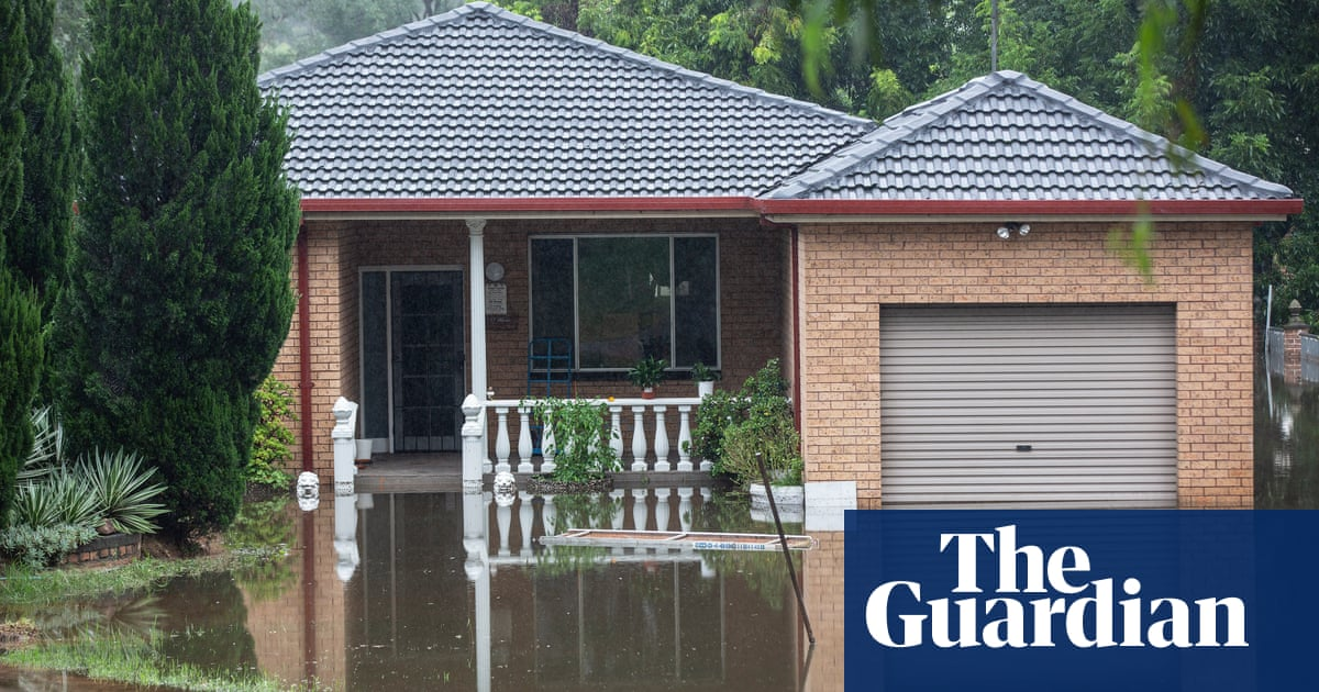 Catastrophe declared for NSW as 11700 insurance claims submitted for flood damage – The Guardian