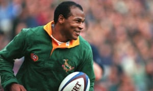 Chester Williams, South Africa's 1995 Rugby World Cup hero