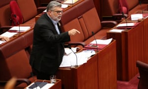 Labor senator Kim Carr has challenged his party over its decision to not oppose legislation that contravenes the ALP's national policy platform.