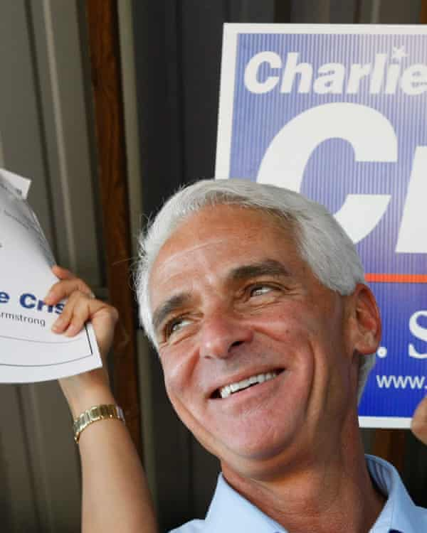 Charlie Crist flipped Florida's 13th congressional district, which incorporates two-thirds of Pinellas county, in 2016.