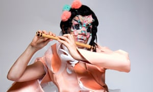 Björk: 'People miss the jokes  A lot of it is me taking the