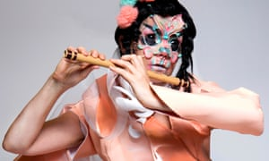 Blithely swiping left on a dating app … Bjork.