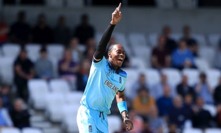 Jofra Archer was outstanding in the World Cup and has yet to play at Test for England.