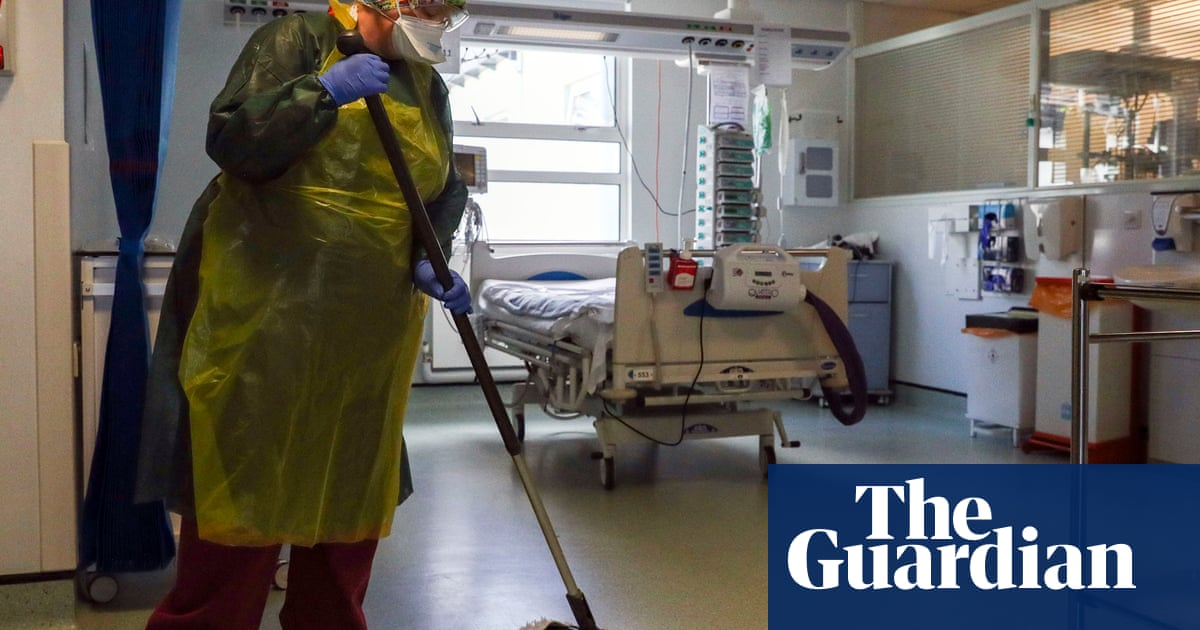Union calls on private NHS employers to match public-sector pay rises