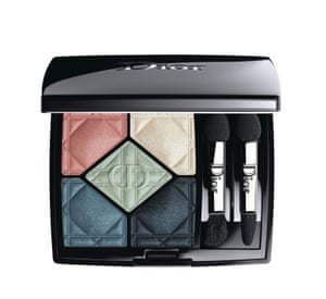 5 Couleurs Eyeshadow Palette in Electrify, £45, by Dior (dior.com)