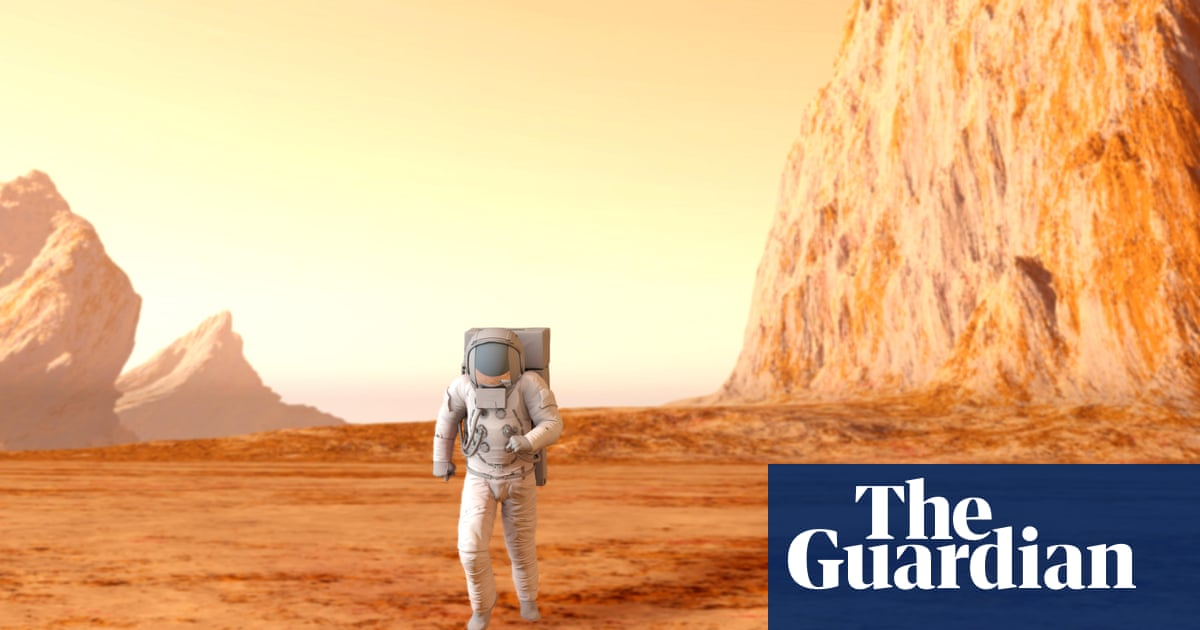 Will We Be Ready To Put A Human Footprint On Mars In 15 Years