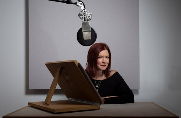 'Your throat hurts. Your brain hurts': the secret life of the audiobook star | Audiobooks | The Guardian