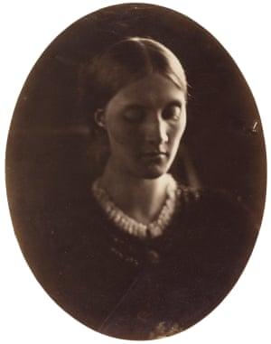 Mrs Herbert Duckworth (Julia Jackson) by Julia Margaret Cameron